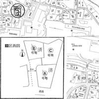 【土地】太宰府市連歌屋1-2167-18、19