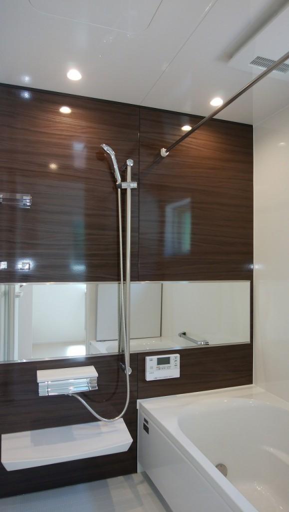 1号地 浴室