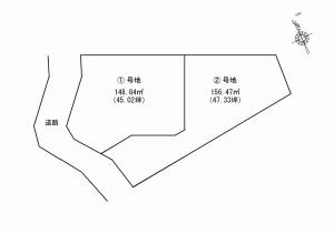 全体区画図 2区画